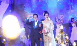 Đám cưới phong cách Hy Lạp hoành tráng của người đẹp được yêu thích nhất HH Hoàn vũ 2015