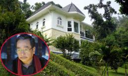 Biệt thự của ông trùm Phan Quân trong phim 'Người phán xử'