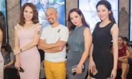 Đức Hùng trẻ trung dự ra mắt phim đầu tay của Hồng Ánh