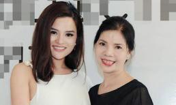 Nhan sắc trẻ đẹp, sành điệu không kém con gái của mẹ siêu mẫu Vũ Thu Phương