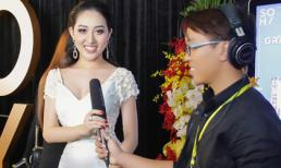 Hoa Hậu Huỳnh Thuý Anh sang trọng tinh tế trong Event Lounge SoHy