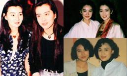 Những 'nữ thần không tuổi' Hoa ngữ gây sốt với chùm ảnh cũ thân thiết