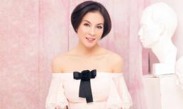 MC Thanh Mai bỗng chốc 'hồi teen' với mái tóc ngắn cá tính
