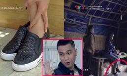 Phan Hải mang giày từ 'Người phán xử' sang tặng Minh Vân trong 'Sống chung với mẹ chồng'