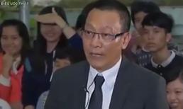 Khoảnh khắc hiếm hoi MC Lại Văn Sâm khoe giọng hát trên truyền hình