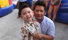 Mới học mẫu giáo, con trai Bằng Kiều đã nhận thư ghen tuông cực hài hước