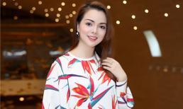 Á hậu Ruby Anh Phạm đẹp rạng ngời với váy hoa đơn giản