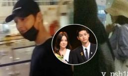 Thêm bằng chứng cho thấy Song Joong Ki và Song Hye Kyo ở chung khi tới Bali