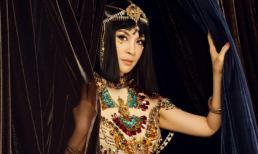 MC Thanh Mai lộng lẫy theo phong cách nữ hoàng Ai Cập
