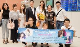 Hoa hậu Phạm Hương được chào đón nồng nhiệt tại Nhật Bản