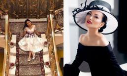Em gái tỷ phú của Cẩm Ly khoe ảnh nghỉ dưỡng ở khách sạn 7 sao tại Dubai