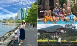 Tham khảo những địa điểm du lịch hè thú vị của sao Việt