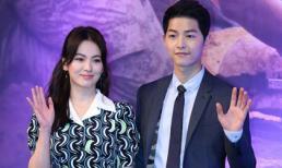 Theo dõi Song Joong Ki - Song Hye Kyo, đài MBC bị kiện vì 'xâm phạm quyền riêng tư'?