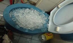Kinh ngạc với tác dụng của việc đổ đá lạnh vào bồn cầu, 8 mẹo hay trong cuộc sống bạn phải biết