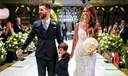 Đằng sau loạt ảnh sang chảnh, đây là những hình ảnh 'độc' và vui nhộn trong đám cưới Messi