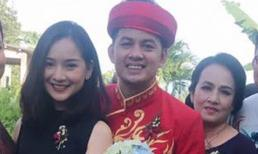 Vợ Duy Nhân rạng rỡ xuất hiện trong đám cưới em chồng