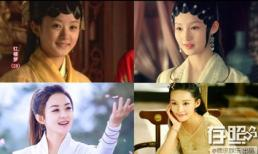 Những người đẹp đi lên từ vai phụ, nổi tiếng lấn át nữ chính