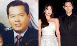 Bố Song Joong Ki thất vọng vì Song Hye Kyo lớn tuổi hơn con trai