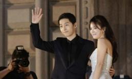 Song Hye Kyo và Song Joong Ki bất ngờ tuyên bố kết hôn vào ngày 31/10 tới