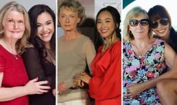 Có mẹ chồng Tây, các mỹ nhân Việt được tận hưởng điều gì?
