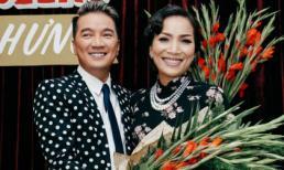 Dù không được mời, Hồng Ngọc vẫn bay về Việt Nam chúc mừng Đàm Vĩnh Hưng