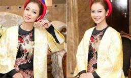 Jennifer Phạm 'đốn tim' fans với trang phục truyền thống giá 5000 USD