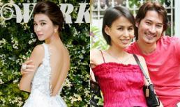 Bị vợ cũ Huy Khánh 'dằn mặt', Kim Tuyến lên tiếng đáp trả