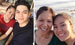 Chưa kết hôn, gái một con Lê Phương đã lấy được lòng mẹ chồng tương lai