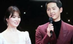 Tiết lộ lời tỏ tình khiến Song Hye Kyo gật đầu đồng ý làm vợ Song Joong Ki