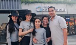 Vợ chồng Quyền Linh hạnh phúc đưa gia đình đi du lịch ở Nhật Bản