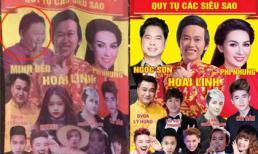 Sự thật đằng sau tấm áp phích quảng cáo có hình Minh Béo, Tùng Sơn đặt cạnh Hoài Linh