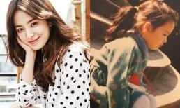 Tuổi thơ cơ cực bị cha ruồng bỏ của Song Hye Kyo