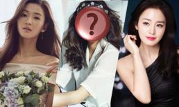 Người đẹp 9x đánh bại Jun Ji Hyun, Kim Tae Hee trở thành gương mặt thương hiệu hot nhất tháng 7