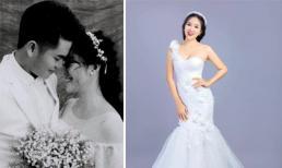 Lê Phương hé lộ ảnh cưới với bạn trai kém tuổi