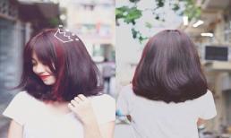 30 ý tưởng tóc ngắn rẽ ngôi vô cùng đẹp mắt