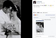 Lê Phương khẳng định không mời Quách Ngọc Ngoan dự lễ cưới với tình trẻ