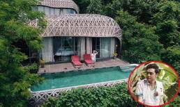 Quang Vinh hòa mình với thiên nhiên khi đi du lịch Thái Lan