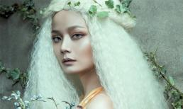 Vừa bị loại, Hoàng Oanh tung bộ hình khẳng định đẳng cấp 'chị đại' Next Top Model