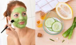 5 loại mặt nạ giúp da đẹp lên nhanh chóng bạn có thể tự làm tại nhà
