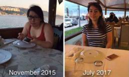 Phụ nữ xinh đẹp kỳ diệu thế nào sau khi bỏ thói quen xấu