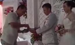 Đám cưới thời công nghệ: quẹt thẻ thay phong bì
