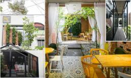 Thiết kế nhà kiêm mở quán cà phê đẹp lý tưởng tại Đà Nẵng