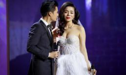 Lệ Quyên làm đám cưới với Quang Dũng ngay trên sân khấu