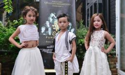 Phản ứng đáng yêu của các bé 'Prince and Princess International 2017' về nhạc thính phòng