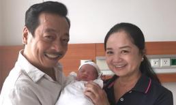 'Ông trùm Phan Quân' - Hoàng Dũng vui mừng vì gia đình có thêm thành viên mới