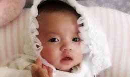 Con gái Vy Oanh đáng yêu khi thử đồ chuẩn bị đi 'trẩy hội'