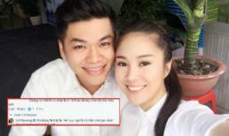 """Chồng mới cưới bị """"nhạo báng"""", Lê Phương đáp trả từng bình luận như thế này"""