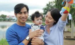Con mới được hơn 6 tháng tuổi, Thanh Bình đã muốn Ngọc Lan sinh thêm em bé?