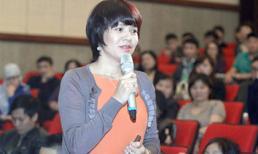 MC Diễm Quỳnh làm trưởng ban VTV6 thay nhà báo Tạ Bích Loan