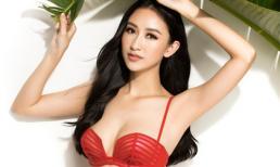 Hà Thu 'hớp hồn' với body cực chuẩn, sẵn sàng thi Miss Earth 2017